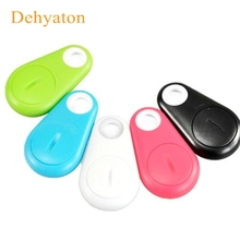 Dehyaton Good itag Wi-fi Bluetooth Tracker Automobile Baby Pockets Key Finder GPS Locator Anti-Misplaced Alarm Reminder for Smartphones