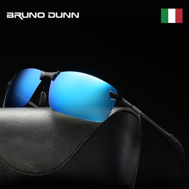cfadcd25030 Das mulheres Dos Homens de Óculos de Sol De alumínio Polarizado 2018 Sports  luxo Marca designer