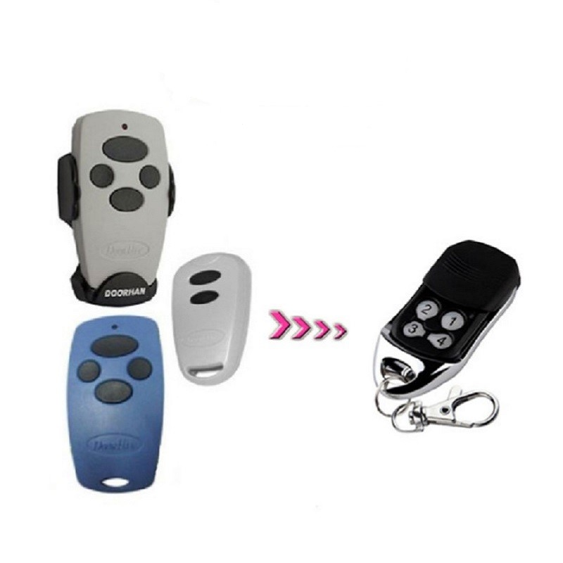 Duplicateur de Code roulant de remplacement DOORHAN transmetteur de télécommande de porte de garage duplicateur 433 mhz