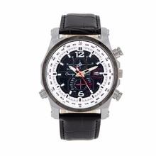 Japanese Watch Chaxigo Man Sport Discount Cheap Boy Analog Watch Quartz Complete Calendar Men Leather Wrist Watch Russia