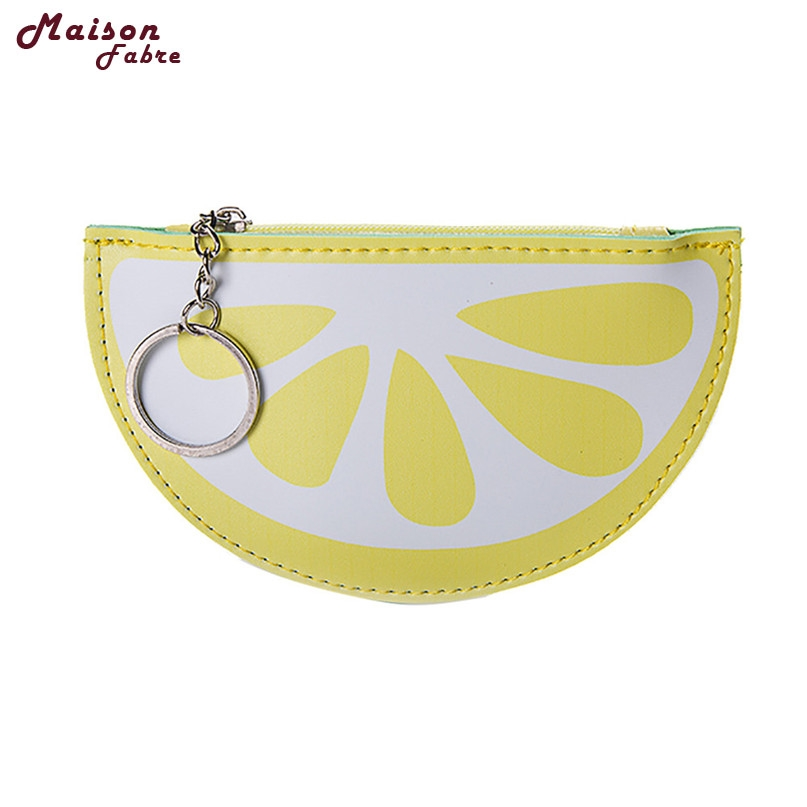Maison Fabre New 2017 Wallet Women Girls Cute Fashion Snacks Coin Purse Wallet Bag Change Pouch Key Holder drop shipping(China)