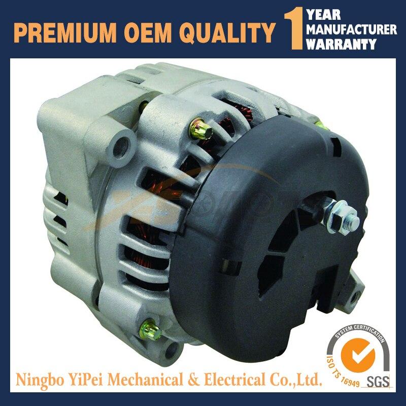 אלטרנטור החדש 10480168 8104636510 LRA1781 עבור שברולט V6 V8