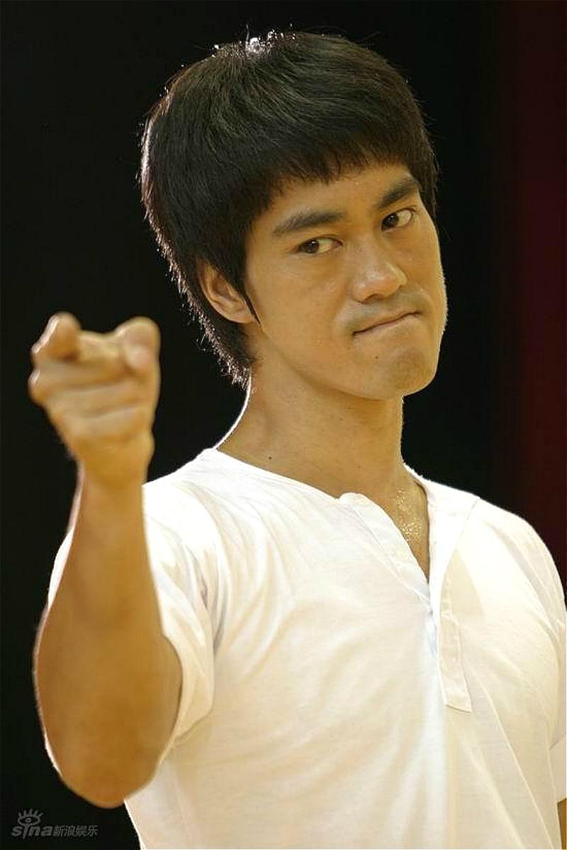 Cotton Bruce Lee Martial Arts Clothing T-shirt Wing Chun Kung Fu Shirt Short-sleeved Shirt Classic Uniform