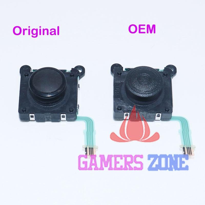 OEM Black Left Right Analog Joystick Control Pad Stick for Sony PS Vita PSV 2000 кабель для передачи данных at calbe usb sony ps vita psp psv cable