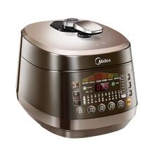 Кухонная плита с двойным желчным пузырем, интеллектуальная бытовая электрическая скороварка для 3-6 человек, мультиварка, кастрюля быстрого приготовления