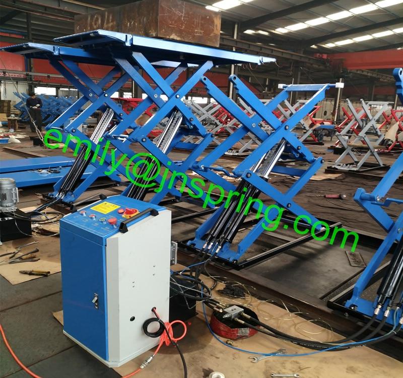 Neue art auf boden scherenbühne für autolift 3000kgs in Neue art auf ...