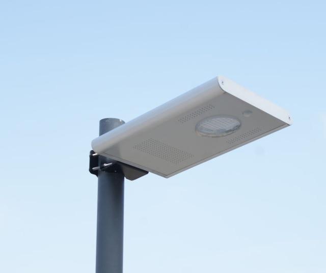 pir sensor solar garden street light 8w 12v led outdoor led solar