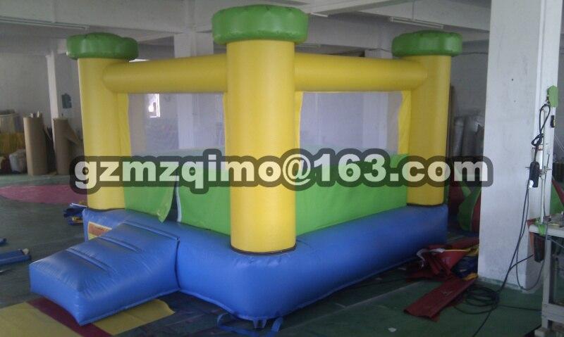 La meilleure maison gonflable de rebond de château de qualité avec des jouets gonflables de glissière pour des enfants, château gonflable de videur à vendre
