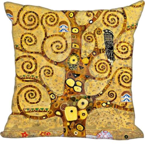 Gustav Klimt Painting Pillowcase