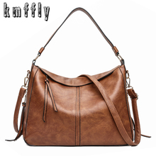 luxury handbags women shoulder bag large tote bags hobo soft leather ladies crossbody messenger bag for women 2018 Sac a Main cheap Polyester Shoulder Bags Shoulder Crossbody Bags Interior Compartment Interior Zipper Pocket Interior Slot Pocket Cell Phone Pocket