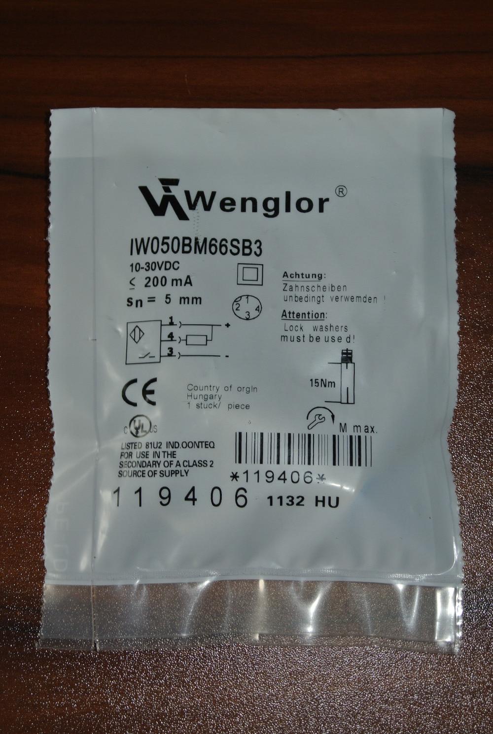 где купить Brand New IW050BM66SB3 24Vdc M18 NC NPN 5 pcs/set With Free Shipping дешево