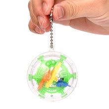 3D Mini Ball Shaped Puzzle