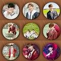 Youpop ASTRO Mini Terceiro Álbum História Outono Photocard Kpop Coreano Mostrar Badge Pin Broche Acessórios Para Roupas Chapéu Mochila