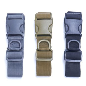 Men Military Waist Canvas Belts Army Tac...