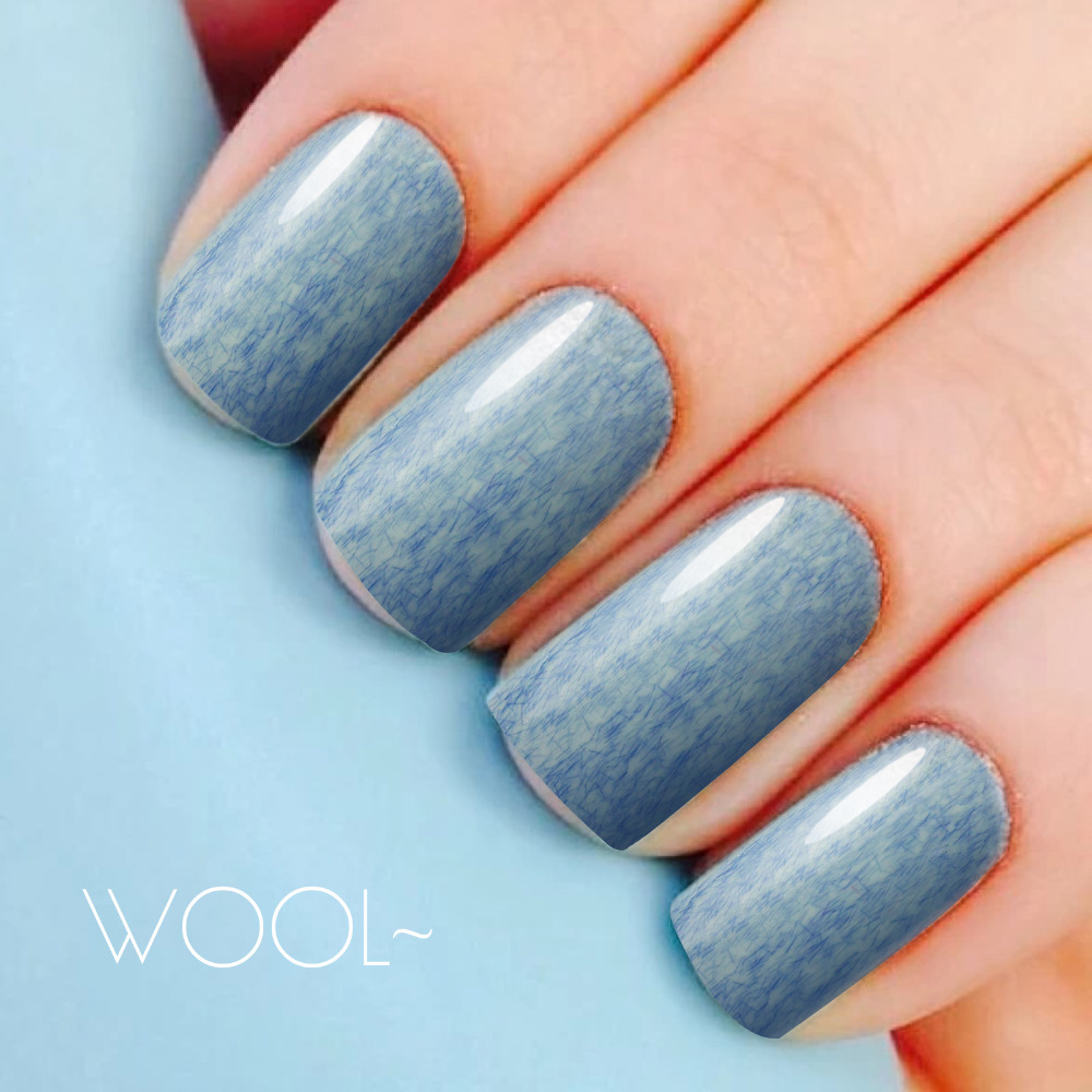 Candy Lover 8ml Fur UV Nail Gel Polish 50 color soak off led uv ...