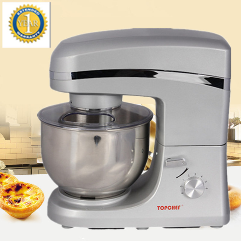 Best Price Electric Dough Mixer Machine 5L Multifunctional 6 Gear Food Stand Mixer Egg Milk Milkshake Beater Machine For Sale hot sale free shipping 7 liters electric stand mixer food mixer food blender cake egg dough mixer milk shakes milk mixer