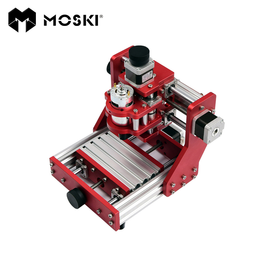 MOSKI ,cnc machine,cnc1310,metal engraving cutting machine,mini CNC machine,cnc router,pvc pcb aluminum copper engraving machine 3axis mini cnc router ly cnc3020z vfd1 5kw engraving machine with sink cnc cutting machine