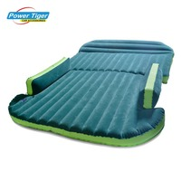 New 190*130*16CM Car Air Bed Inflatable Mattress Camping Mattress Air Bed Inflatable Outdoor Bed Without Air Pump