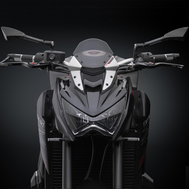 Universale Alluminio CNC Motorcycle Rearview specchio Laterale per Hyosung TOMOK Yamaha BMW Honda Suzuki Ducati Kawasaki KTM benelli ATV