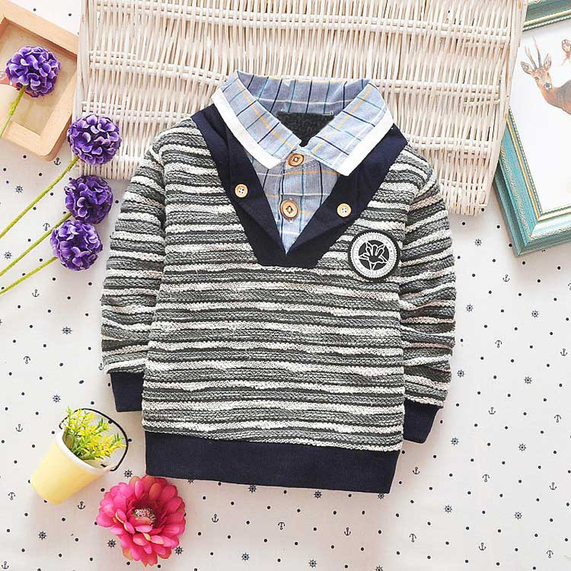 Autumn-Spring-Casual-Baby-Babi-Children-Clothing-Boys-Infants-Striped-Cotton-Long-Sleeve-T-shirt-Tops-Tee-S1034-3