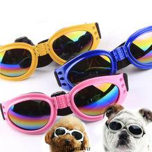 Pet Dog Doggy Sunglasses Toys Eye Wear Goggle Sun Glasses Adjustable Strap 2019 New