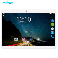 """2.5D Tempered glass 10 inch Tablet PC Octa Core 4GB RAM 32GB ROM Dual SIM Cards Android 7.0 Wifi 3G 4G LTE Tablets 10 10.1"""" PAD"""