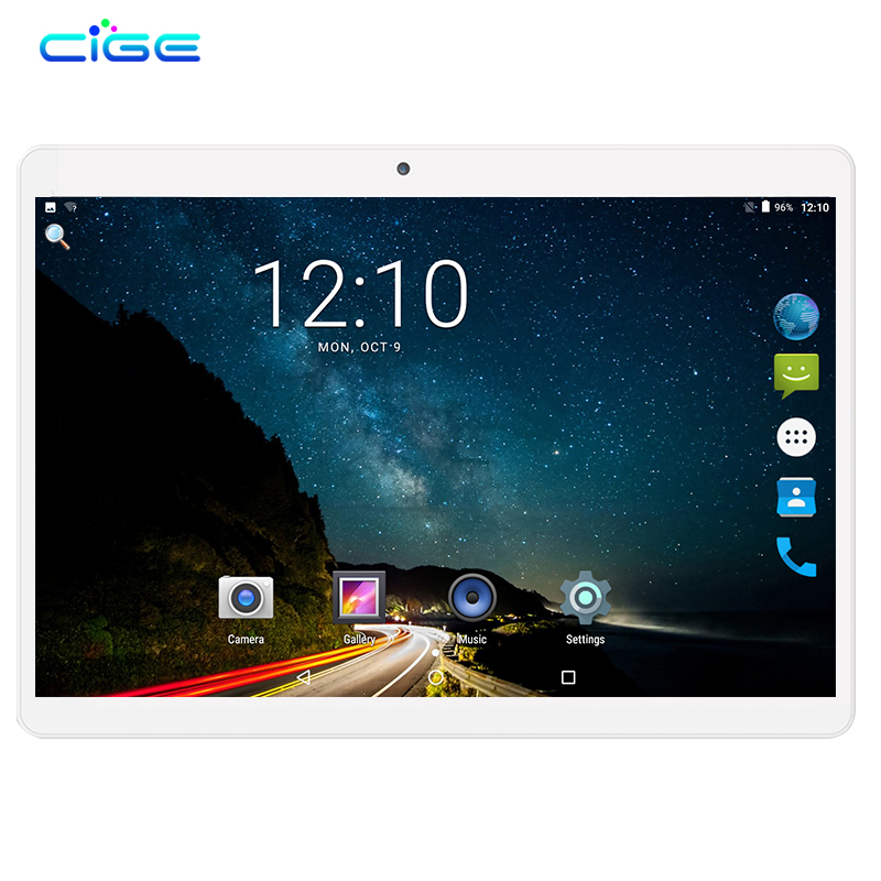 2.5D Tempered glass 10 inch