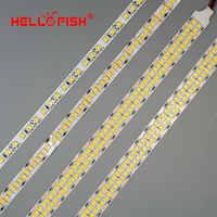 HA CONDOTTO LA luce di striscia 2835 12V 24V SMD 600 1200 2400 LED chip HA CONDOTTO LA luce del nastro 480 Led Bianco bianco caldo