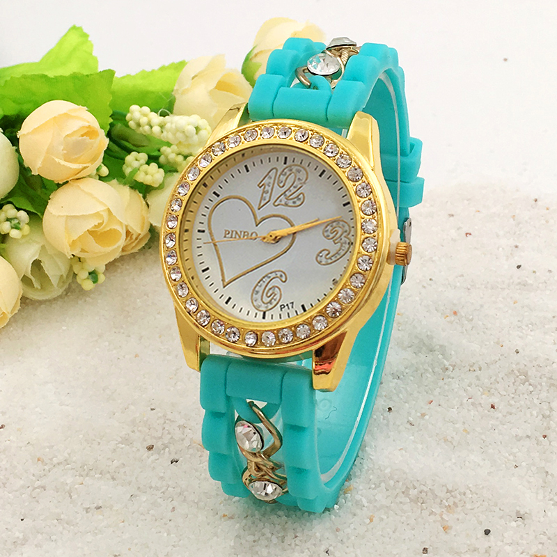 Watches women fashion watch 2016 quartz watch relogio feminino women watches reloj mujer female clock casual
