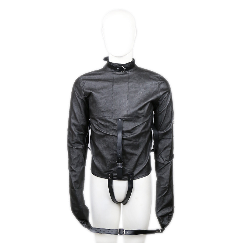 Online Buy Wholesale black straight jacket from China black ...