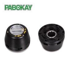 2 peças x para gaz uaz 61 roda livre bloqueio hub b037