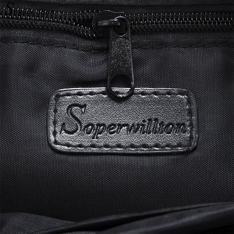 434d68a7d3 Soperwillton Brand Men s Bag Messenger Bag Waterproof Men Belt Bag Oxford  1680D Zipper Bag Crossbody For Male DropShipping  1052