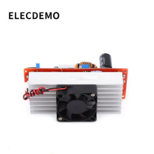 1500W 30A high current DC-DC DC constant voltage constant current boost power supply module electric vehicle booster все цены