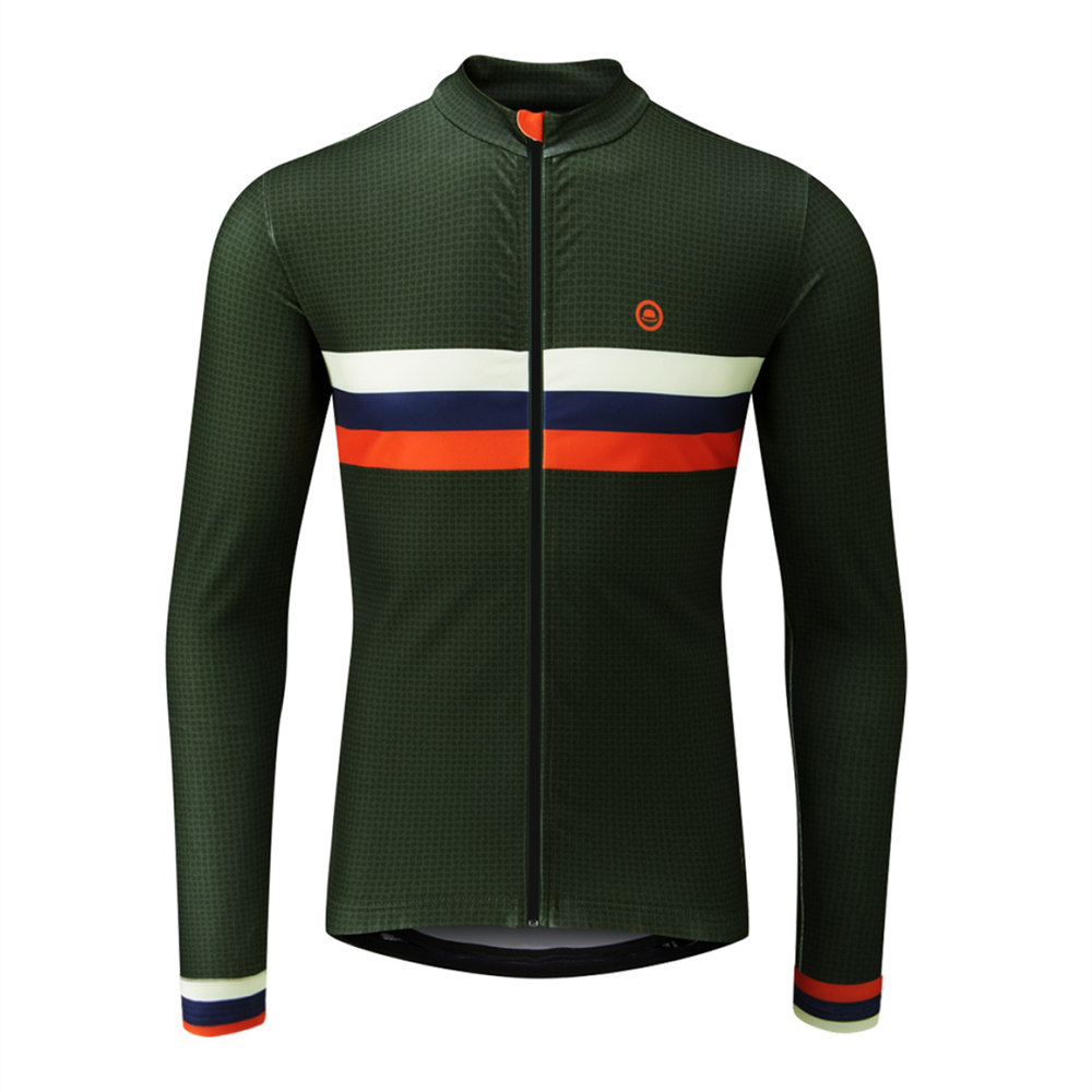 Winter Cycling Clothign Long Sleeve thermal fleece Cycling Jersey Road MTB Bike Jacket High quality Ropa Ciclismo inviernoWinter Cycling Clothign Long Sleeve thermal fleece Cycling Jersey Road MTB Bike Jacket High quality Ropa Ciclismo invierno