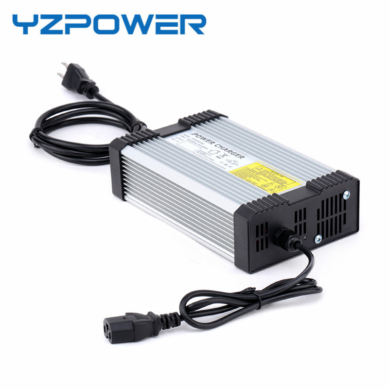 YZPOWER 29V 10.5A 11A 11.5A 12A 13A 14A Intelligent Lead Acid Car Motor Battery Charger Fast Charger for 24V Battery YZPOWER 29V 10.5A 11A 11.5A 12A 13A 14A Intelligent Lead Acid Car Motor Battery Charger Fast Charger for 24V Battery