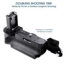 Camera Vertical Battery Grip For SONY DSLR A7 A7R A7S