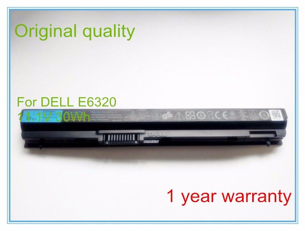 Batteria Del Computer Portatile originale per E6230 E6220 E6320 K4CP5 11.1 V 30WH