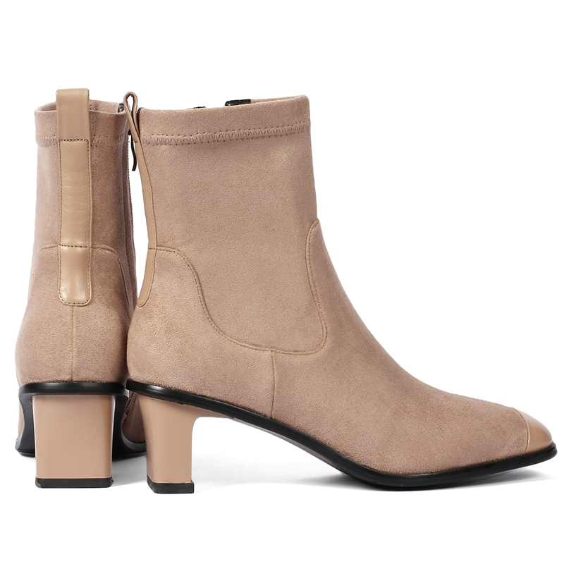 Anmairon Square Toe Fashion f Stiefeletten xQrdChts