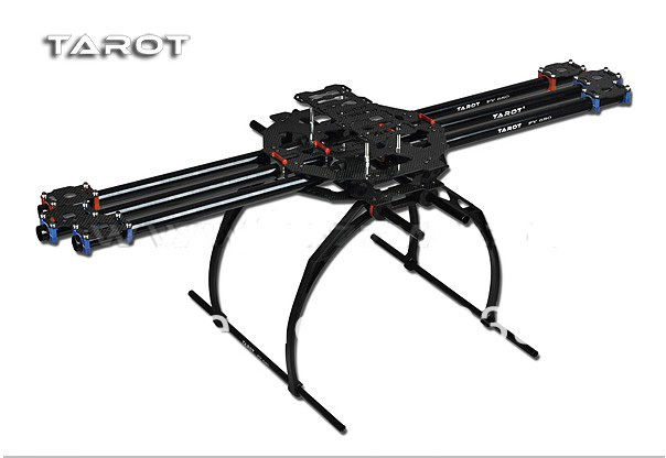 Tarot FY680 Full Folding Hexacopter 680mm FPV Aircraft Frame TL6802-in Parts & Accessories from Toys & Hobbies    1