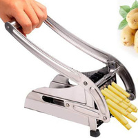 Stainless Steel French Fry Potato Cutter Vegetable Chips Slicers Kitchen Accessories Gadget Cooking Tools Gadgets