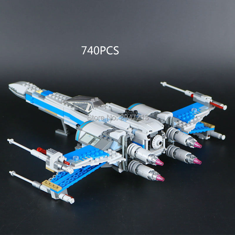 2017 hot compatible LegoINGlys Star Wars Air weapons brick first poe x - wing fighter Building blocks Toys for children gift hot sale building blocks assembled star first wars order poe s x toys wing fighter compatible lepins educational toys diy gift