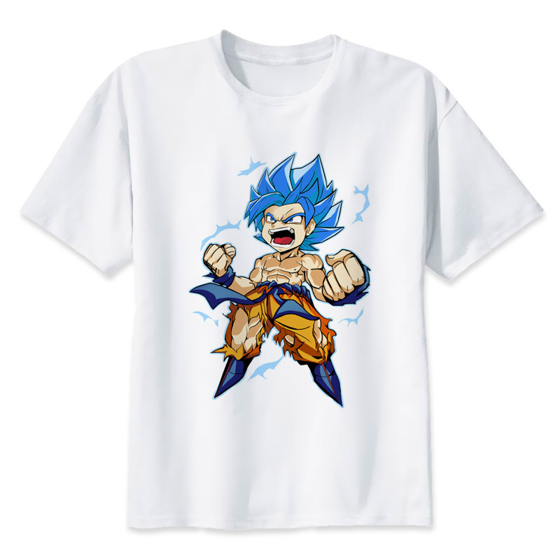 MR_614_Blue Hair  Dragon Ball Super Goku