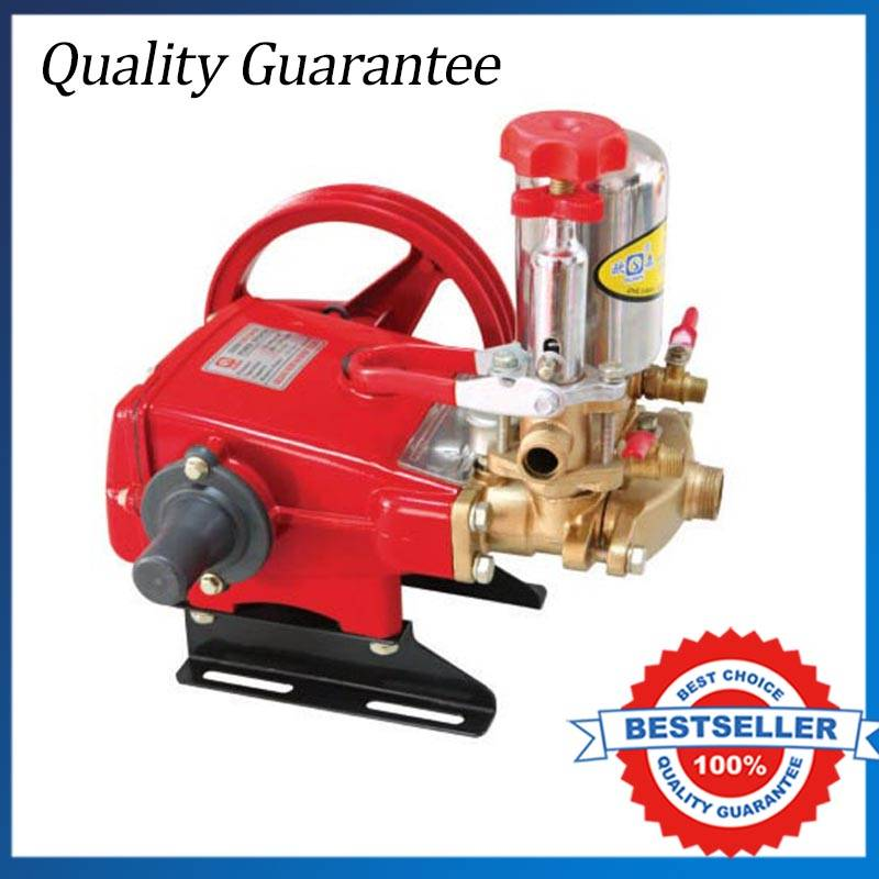 14-22L/min High Pressure Garden Sprayer Pump Cast iron Agricultural Piston Pump OS/LY-22/26A 3 inch gasoline water pump wp30 landscaped garden section 168f gx160 agricultural pumps