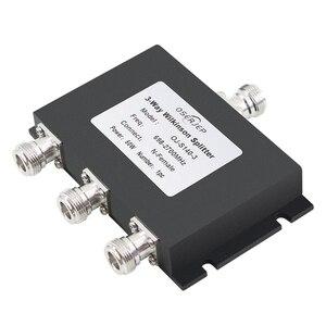 Image 2 - 2G 3G 4G 698 2700mhz 3 דרך מיקרו רצועת כוח ספליטר N סוג 3 דרך Microstrip כוח מחיצת טלפון נייד אות מאיץ