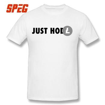 T-Shirt Just Hodl Litecoin