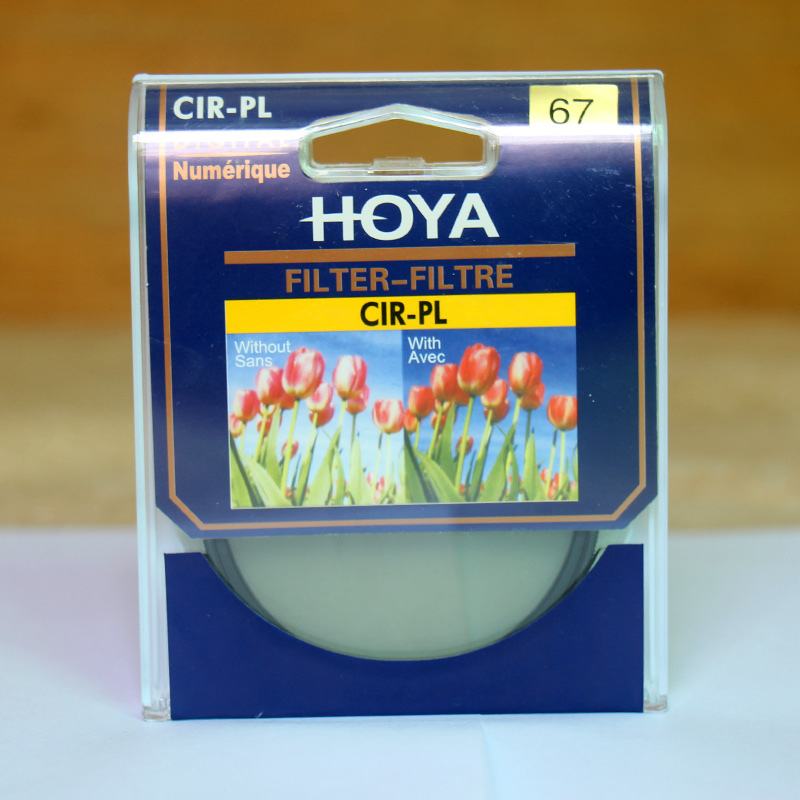 Nouveau Hoya CPL Filtre Polarisant Circulaire 40.5mm 43mm 46mm 49mm 52mm 55mm 58mm 62mm 67mm 72mm 77mm 82mm CIR-PL Mince Pour Camera Lens