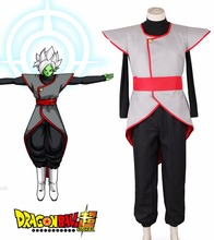 Dragon Ball Super Zamasu and Goku Black Fighting Uniform
