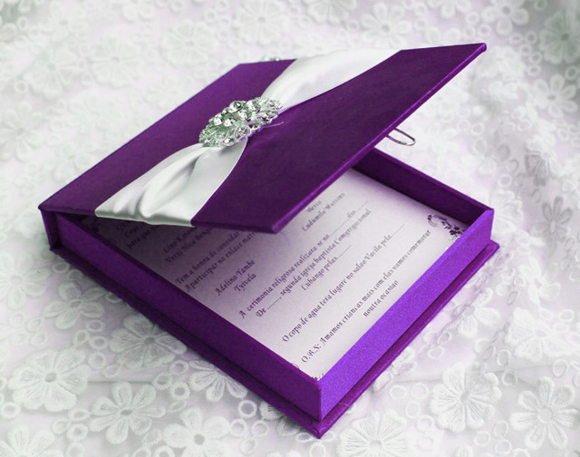 Royal Blue Wedding Invitation Cards: Aliexpress.com : Buy Item Code HI2015 Luxury Purple