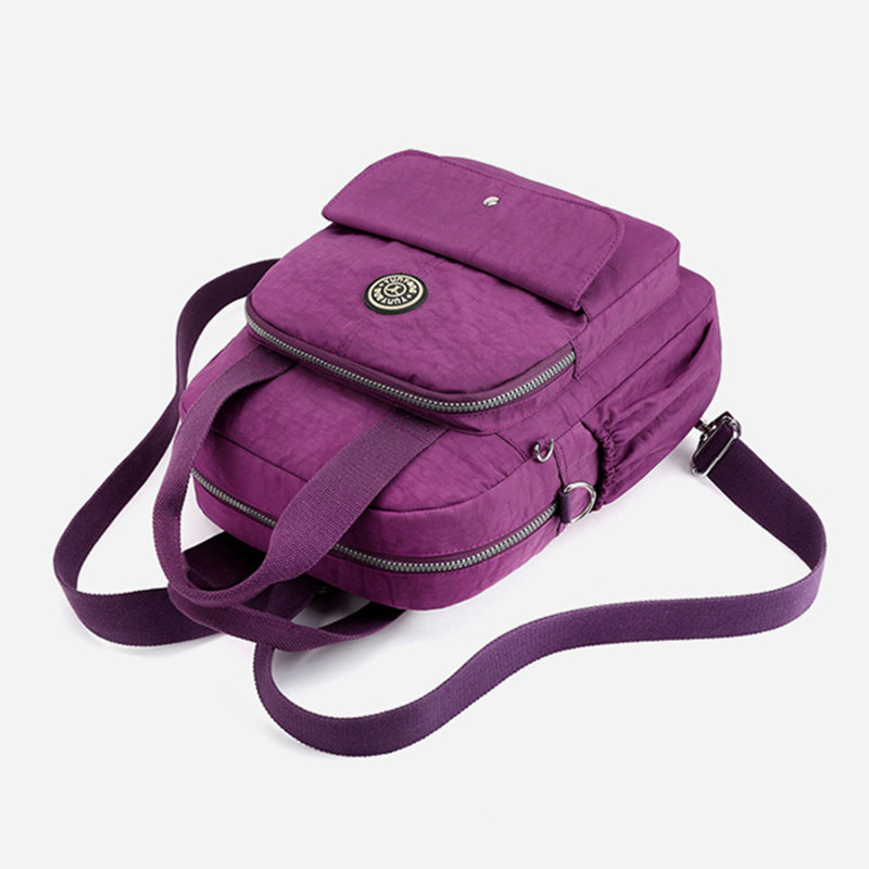 New Women Backpack Multifunction Waterproof Nylon Lady Women Backpacks Female Casual Travel bag Bags mochila feminina u s b