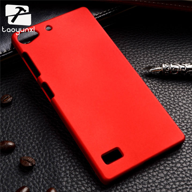 more photos c3839 c9299 US $2.22 |TAOYUNXI Colorful Rubber Matte Hard Back Case For Lenovo Vibe X2  X 2 5.0